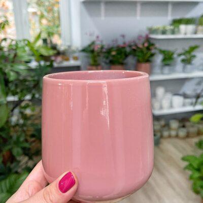 oslonka amber rozowa mala lola flora